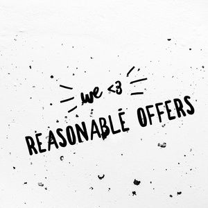 Other - We love reasonable offers!